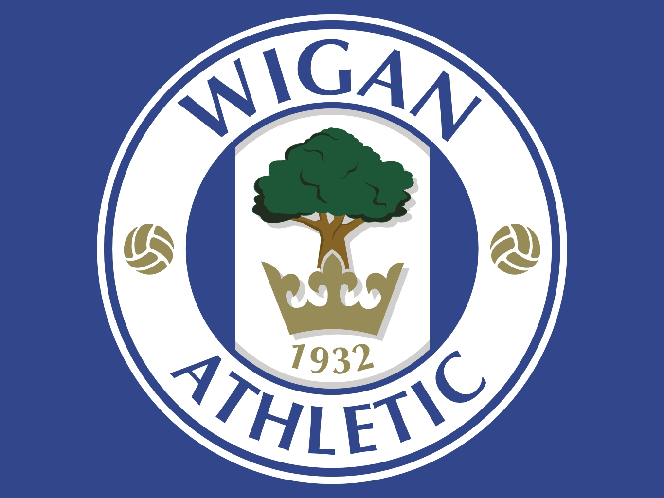 Chùm ảnh: Wigan Athletic (2)