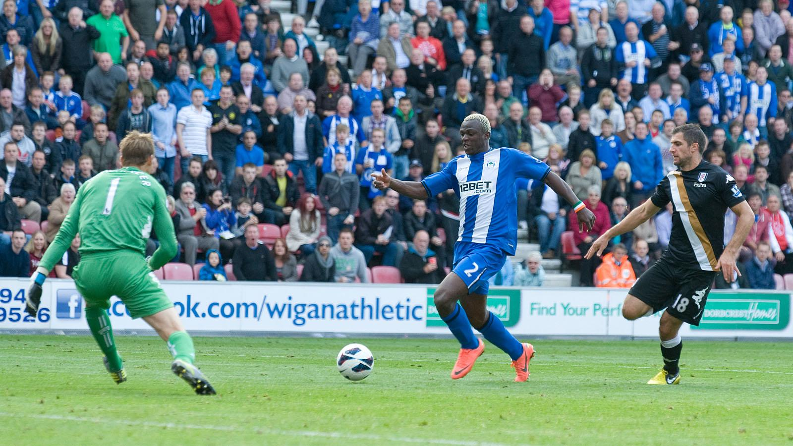 Chùm ảnh: Wigan Athletic (13)