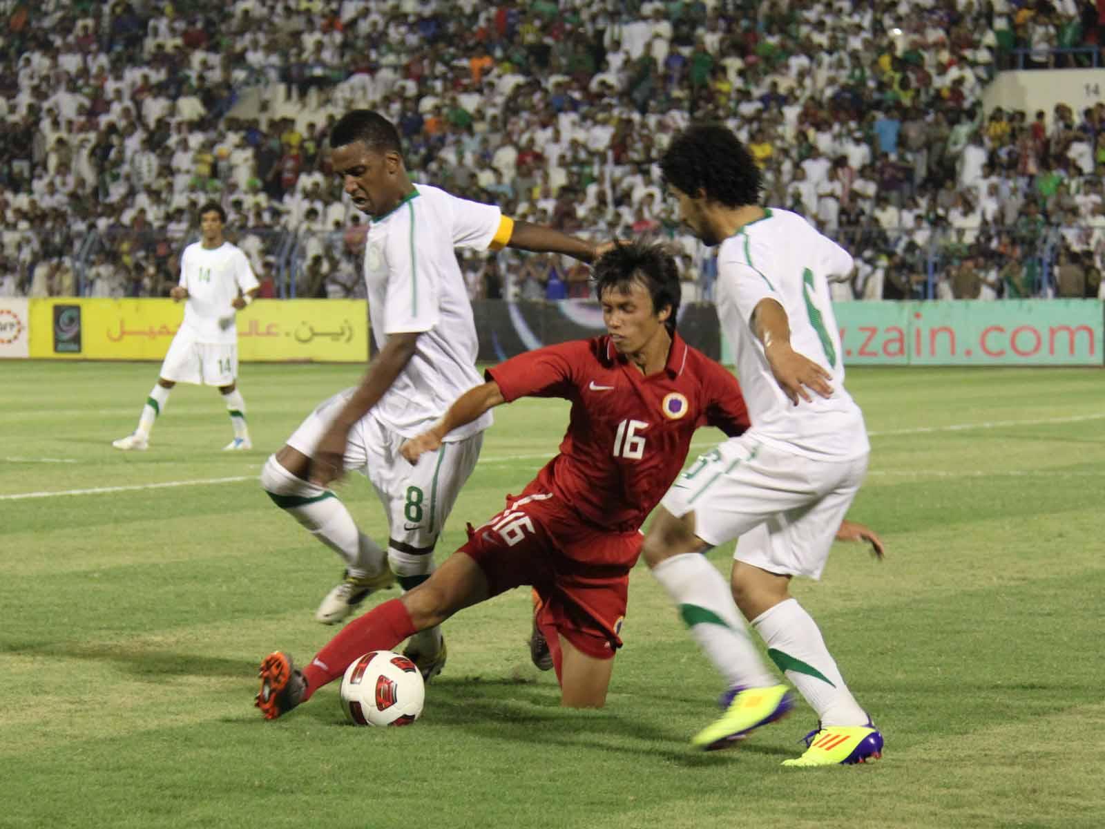 Chùm ảnh: Zob Ahan team (11)