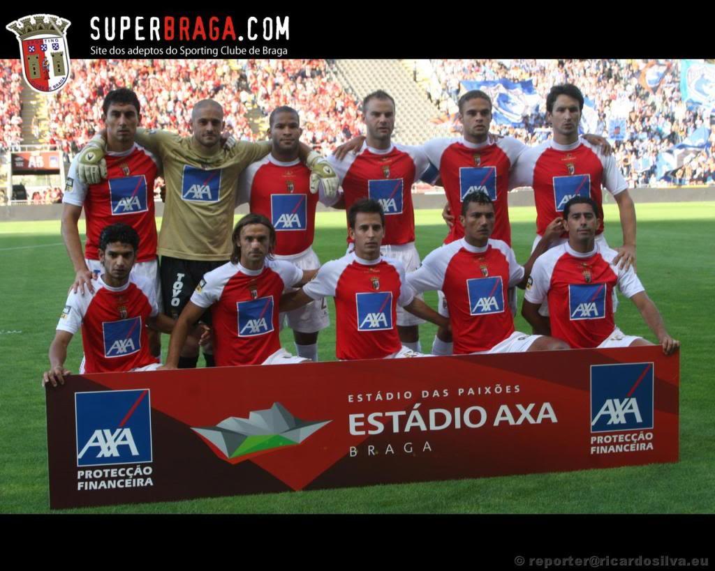 Chùm ảnh: Sporting Braga (7)