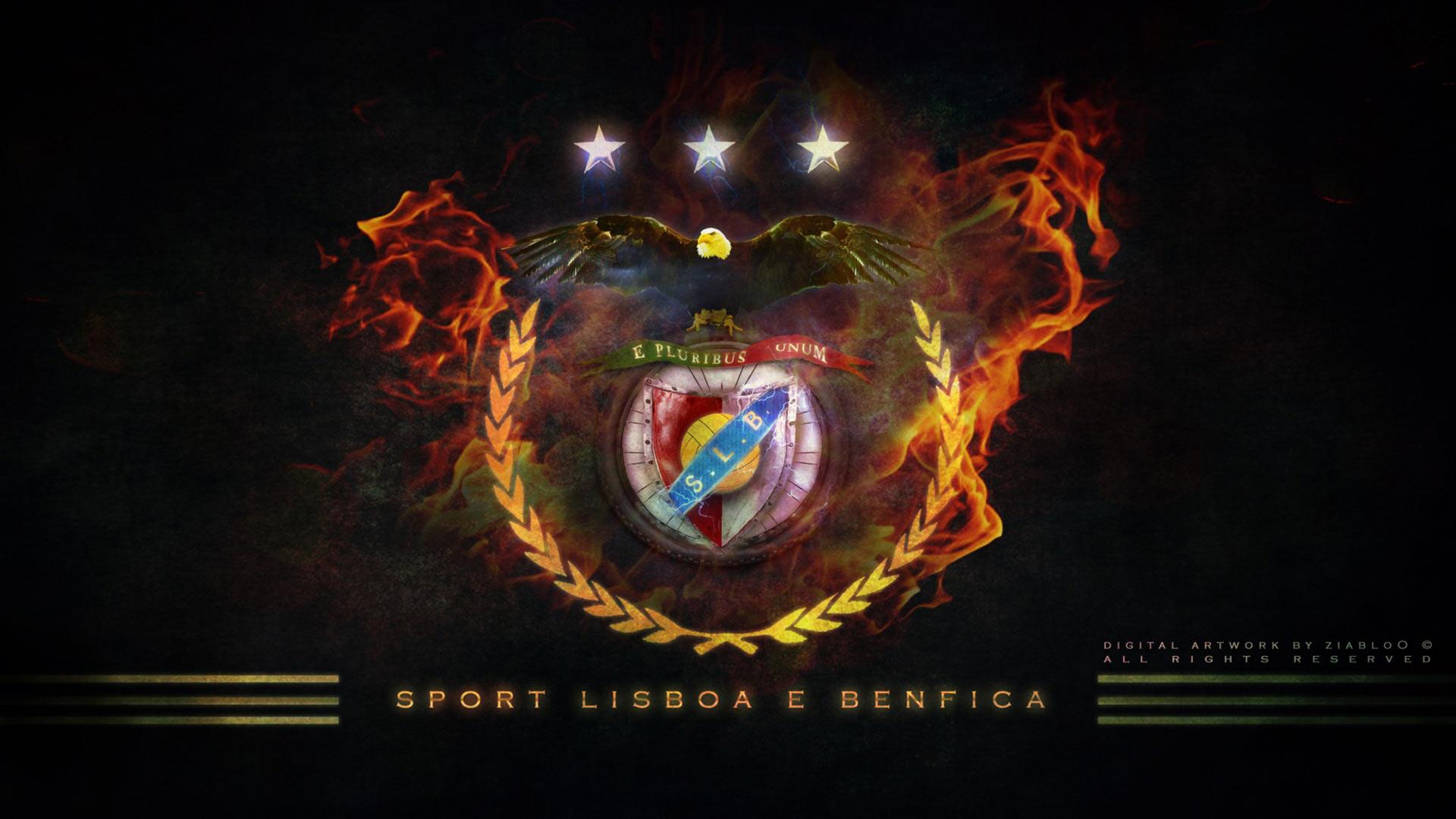 Chùm ảnh: SL Benfica (6)