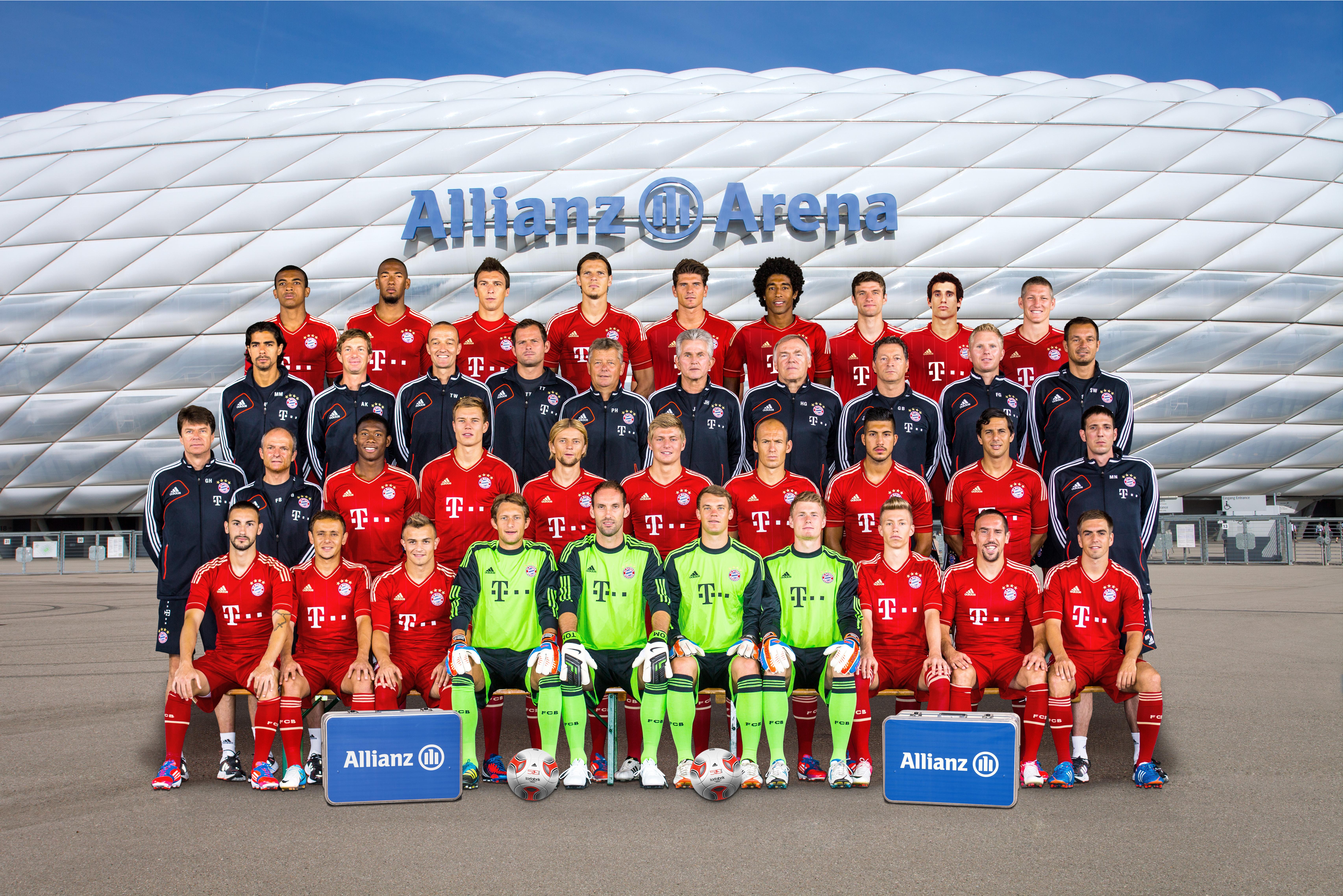 Hình nền Bayern Munich (18) - hình nền bóng đá - hình nền ...